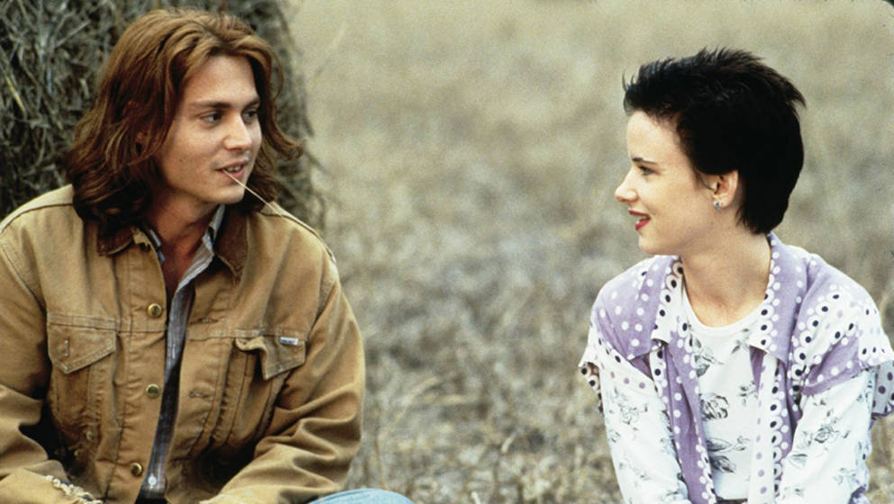 "Filmszene aus ""Gilbert Grape - Irgendwo in Iowa"""