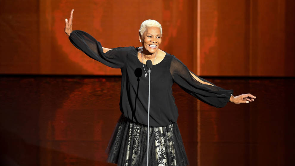 ATLANTA, GA - SEPTEMBER 18:  Dionne Warwick performs onstage at  2016 Triumph Awards presented by National Action Network and