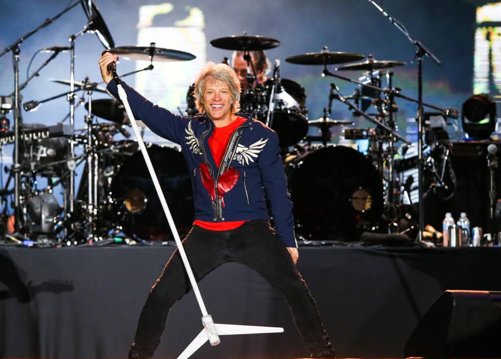 """Bon Jovi: """"Limitless"""" hören + Tracklist und Artwork für neues Album """"2020"""""""