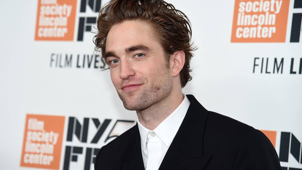 NEW YORK, NY - OCTOBER 02:  Robert Pattinson attends the 56th New York Film Festival screening of  'High Life' at Alice Tully