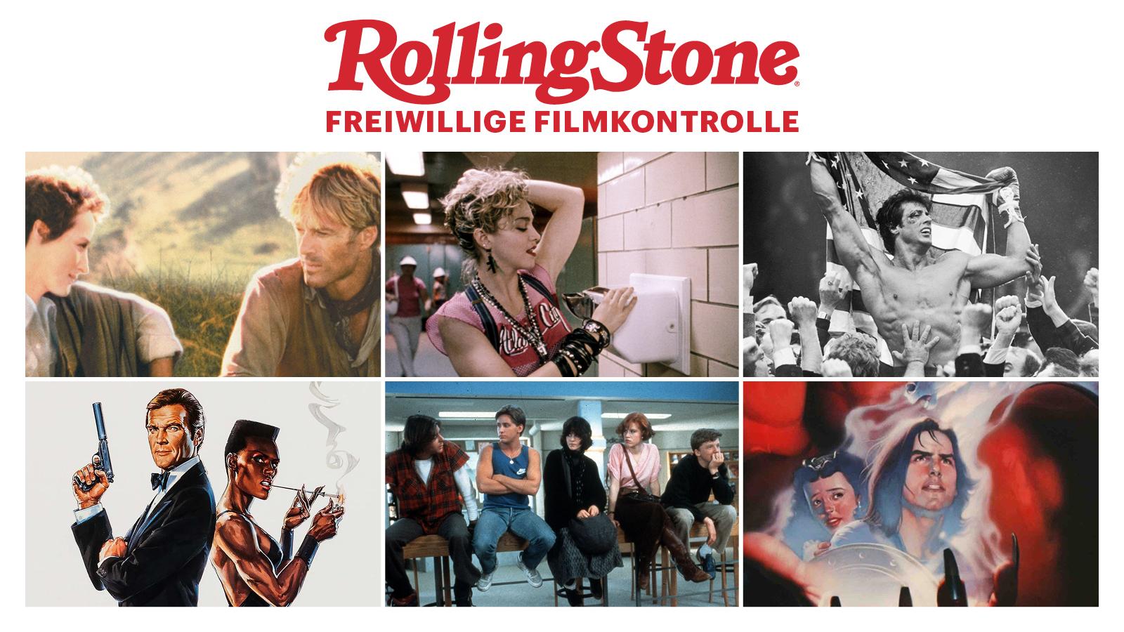 Freiwillige Filmkontrolle: 1985 – ein Klassiker-Kinojahrgang im Check