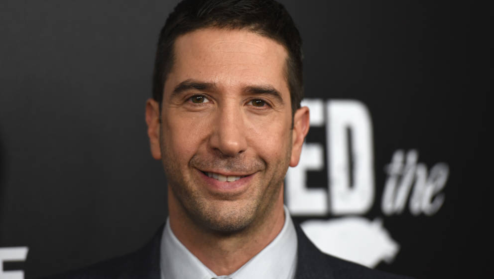 NEW YORK, NY - MAY 23:  Actor David Schwimmer attends the AMC's Feed The Beast Premiere on May 23, 2016 in New York City.  (P