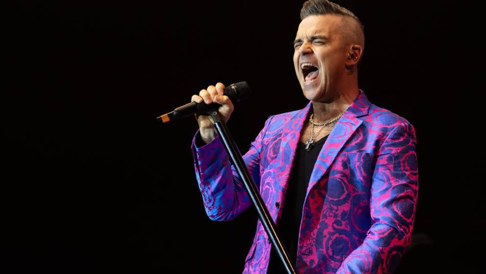 Robbie Williams 2019 Live in Manchester