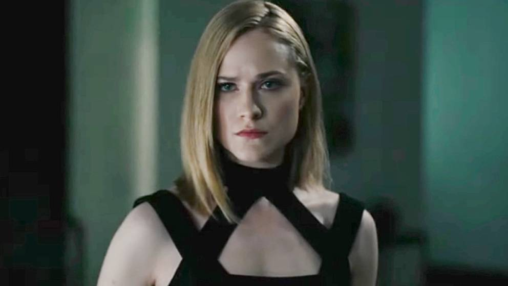 "Rachel Evan Wood im Trailer zur 3. Staffel von ""Westworld"""