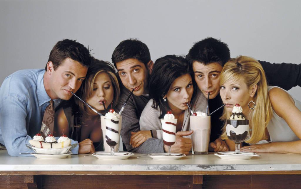 """""""Friends""""-Reunion: Mini-Special für die Fans – aber Mega-Gage für die Stars"""