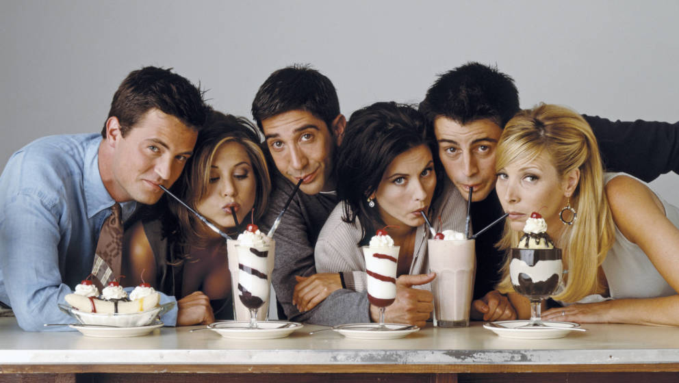"""Das wird ein fest: """"Friends"""" kommt zurück"""