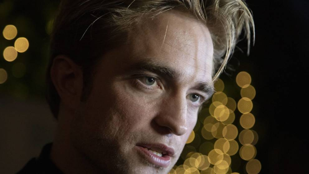 "Robert Pattinson wird für ""The Batman"" zu Bruce Wayne/Batman"