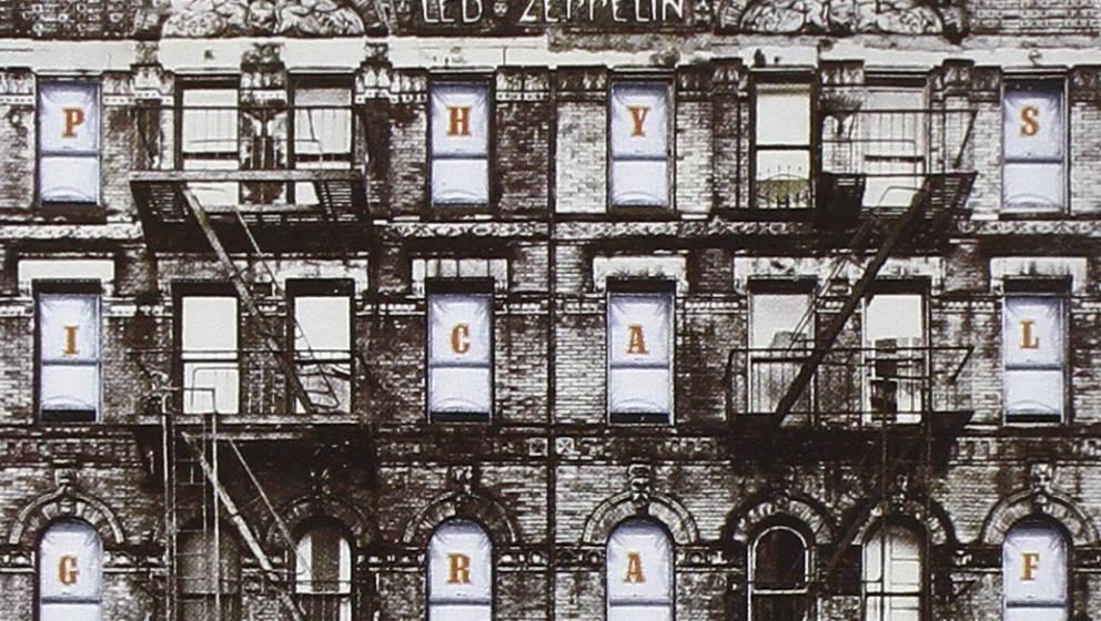 """""""Physical Graffiti"""" von Led Zeppelin: das exzessivste Album der Band"""