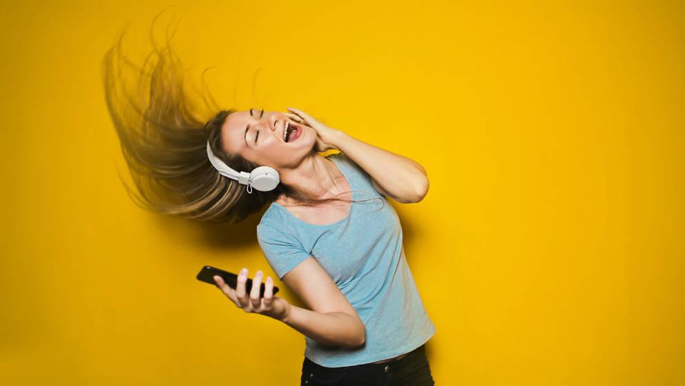 Musik macht nicht nur gute Laune, sondern hilft auch gegen Depressionen, wie eine Studie beweist