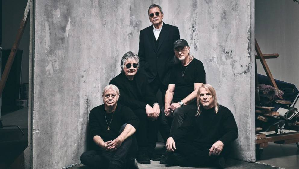 Deep Purple haben es mit 'Whoosh!' zum neunten Mal auf Platz 1 geschafft