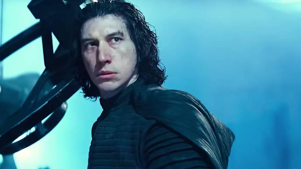 "Adam Driver als Ben Solo in ""Star Wars: The Rise Of Skywalker"""