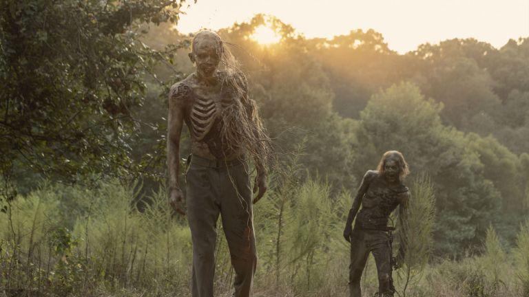 """Szene aus """"Stalker"""", der zehnten Episode aus Staffel 10 von """"The Walking Dead"""""""