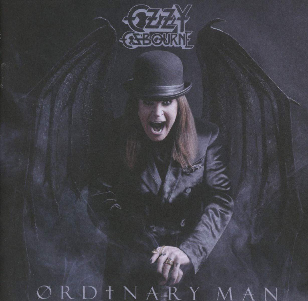 "Cover von Ozzy Osbournes ""Ordinary Man"""