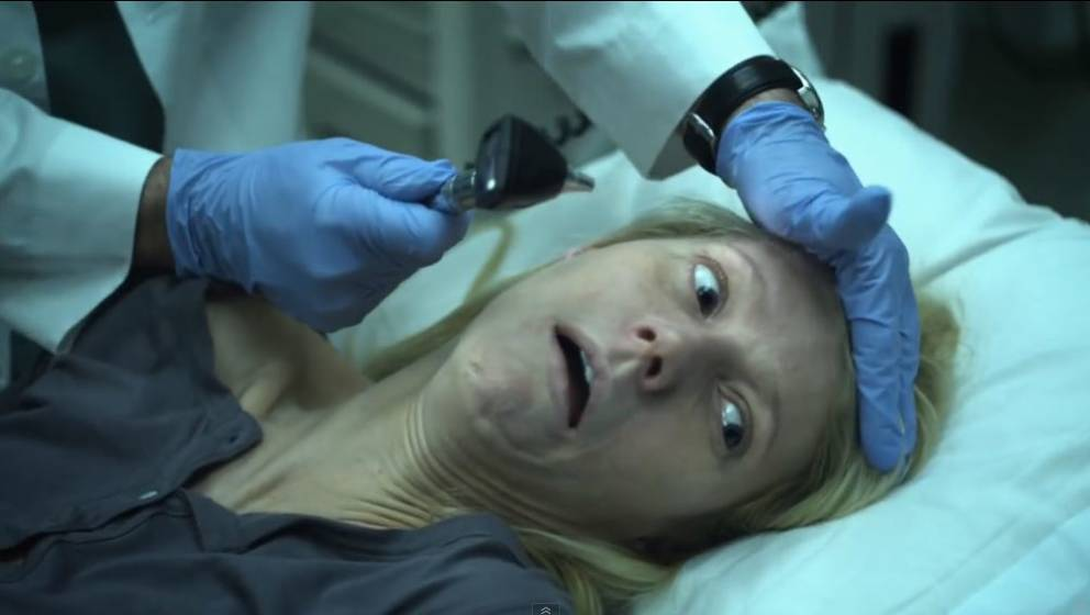 "Gwyneth Paltrow als Patient Null in ""Contagion"""