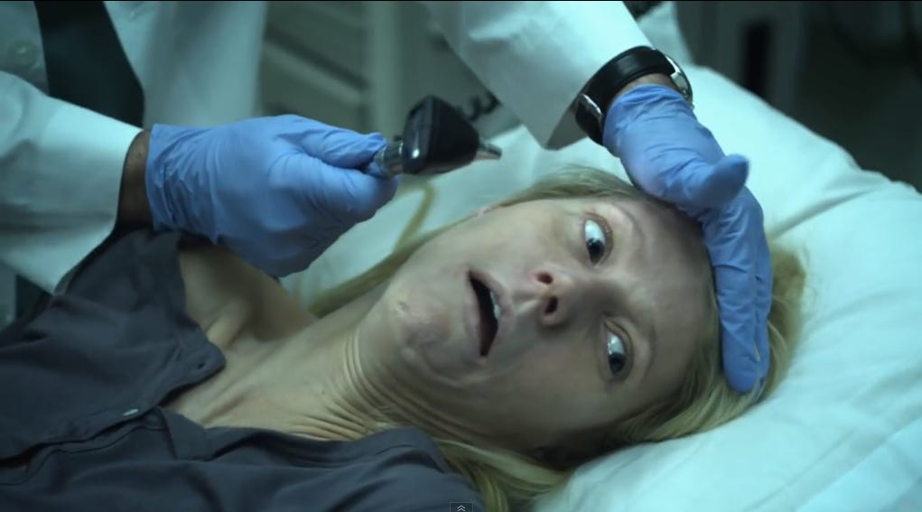 """Gwyneth Paltrow als Patient Null in """"Contagion"""""""