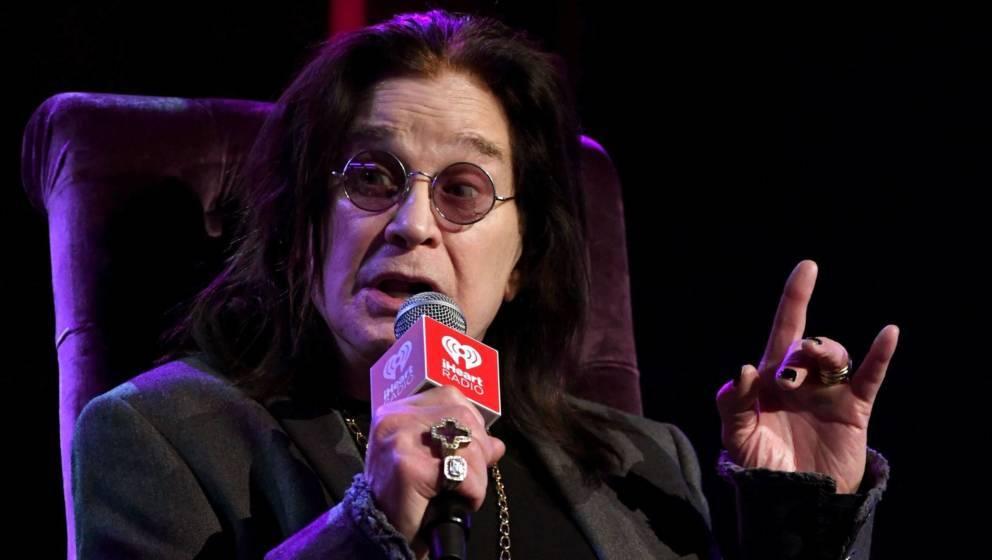 Ozzy Osbourne will weiter live auftreten