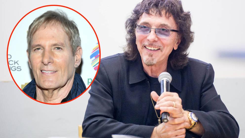 Tony Iommi behauptet, dass Michael Bolton einst für Black Sabbath vorgesungen habe