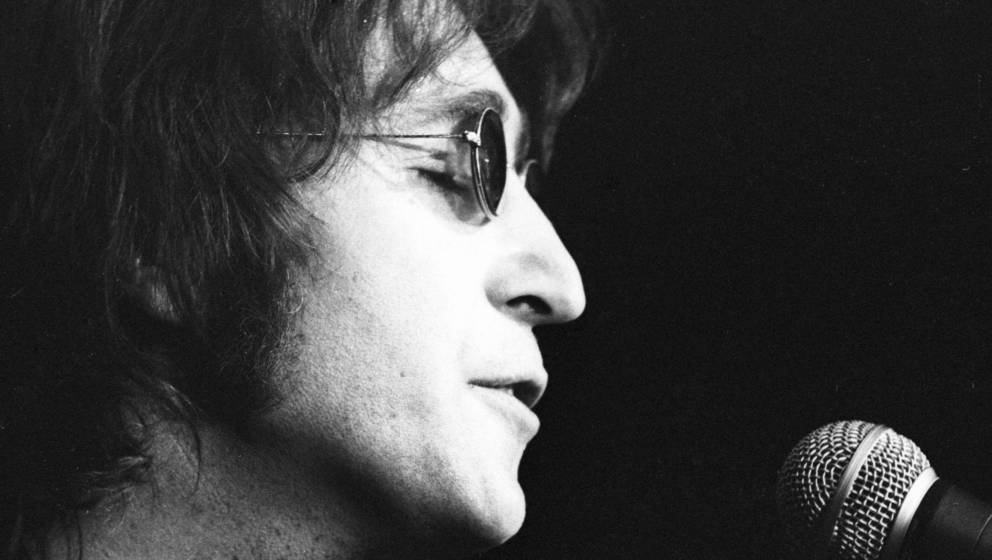 Friedenspoet John Lennon