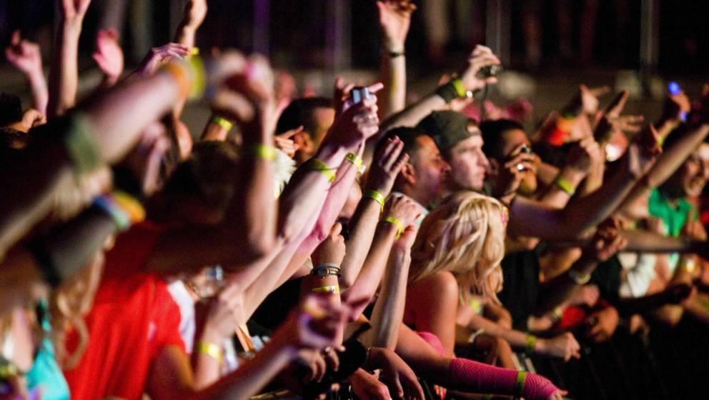 Wegen der Ansteckungsgefahr im Publikum sind Konzerte derzeit nicht möglich