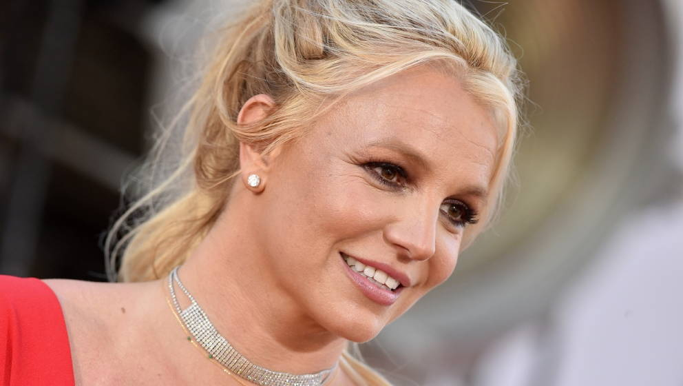 Britney Spears am 22. Juli 2019 in Hollywood bei einer Film-Premiere.