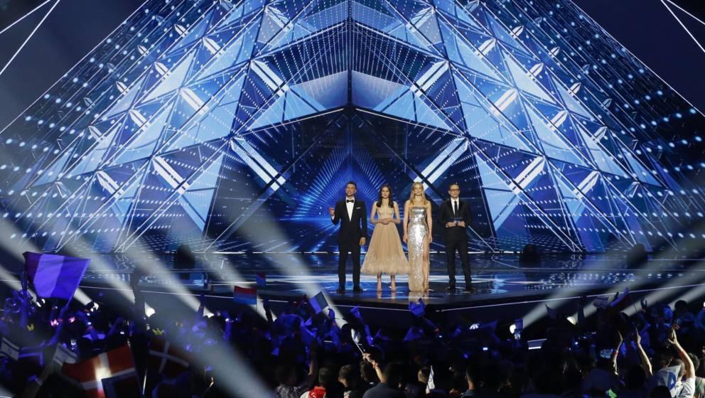 Ohne Publikum - wie hier beim Eurovision Song Contest 2019 in Tel Aviv - ergibt der Wettbewerb wenig Sinn