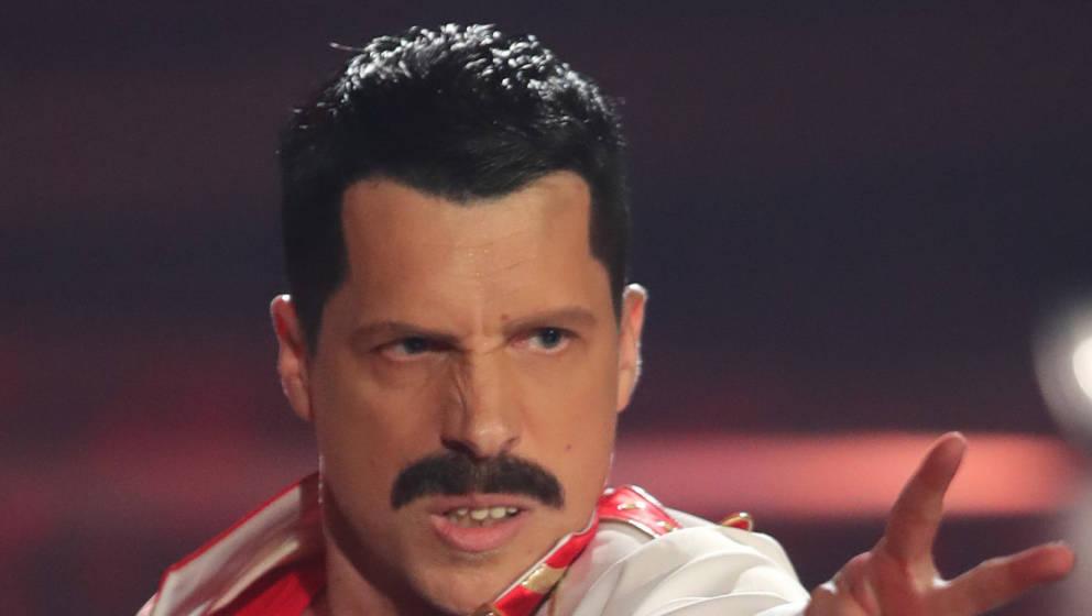 Kann Freddie Mercury, kann aber auch ziemlich wütend werden: Oliver Pocher