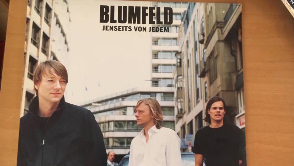 """Blumfeld - Cover-Artwork von """"Jenseits von Jedem"""""""