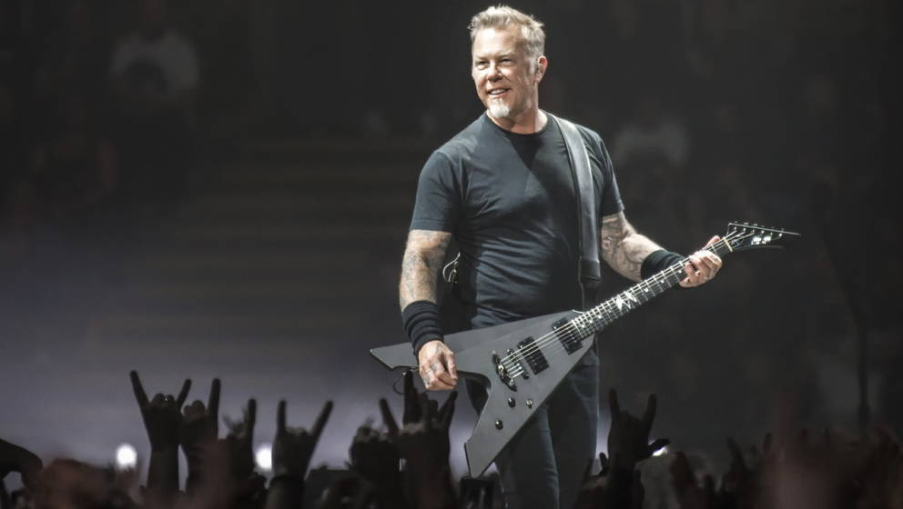 Metallica 2018 live in der Telenor Arena in Oslo.