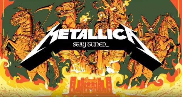 MetallicaMondays