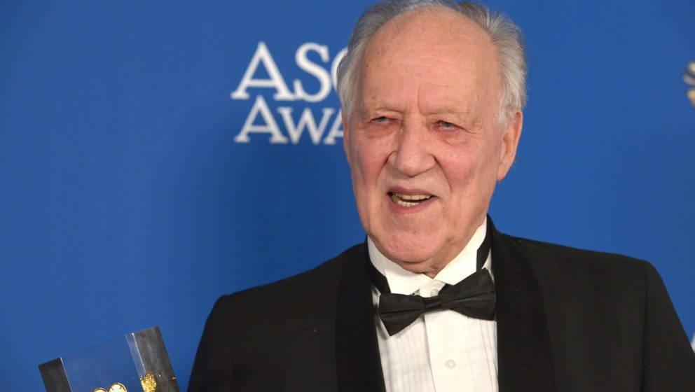 Werner Herzog am 25. Januar 2020 in Hollywood.