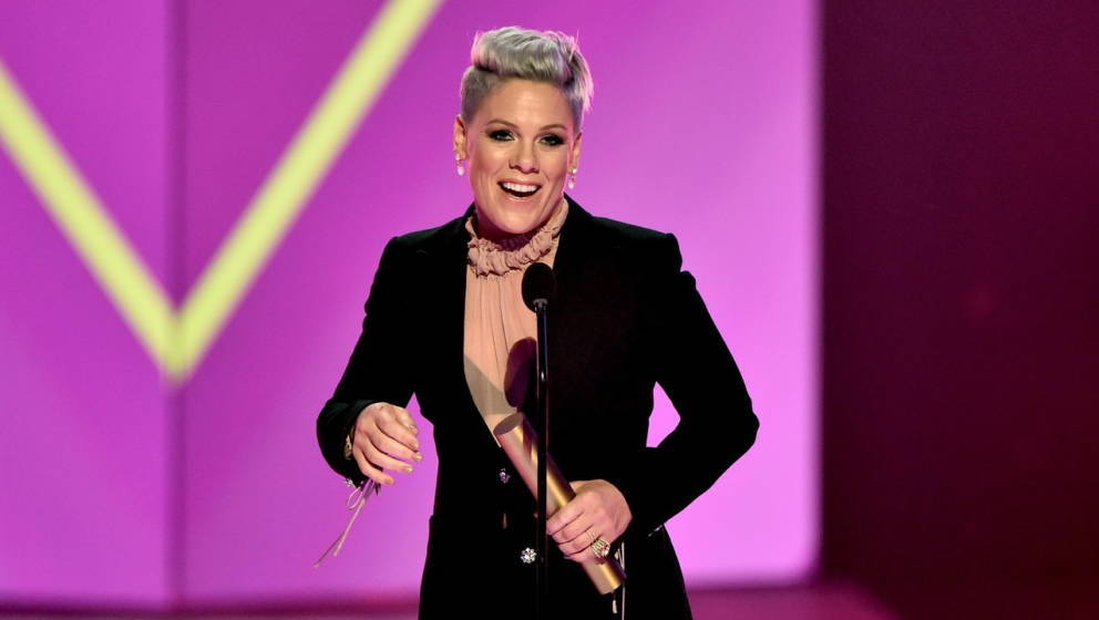 Pink bei den People's Choice Awards am 10. November 2019.