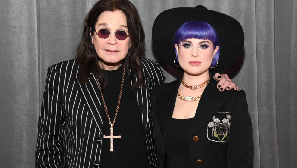 Ozzy Osbourne mit Tochter Kelly