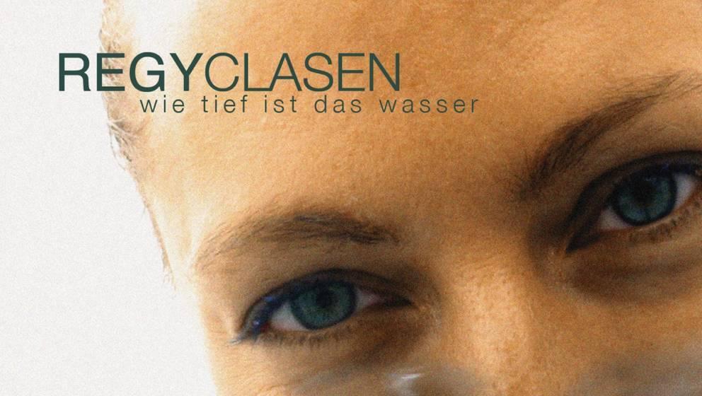 """Cover-Artwork: """"Wie tief ist das Wasser"""" von Regy Clasen"""
