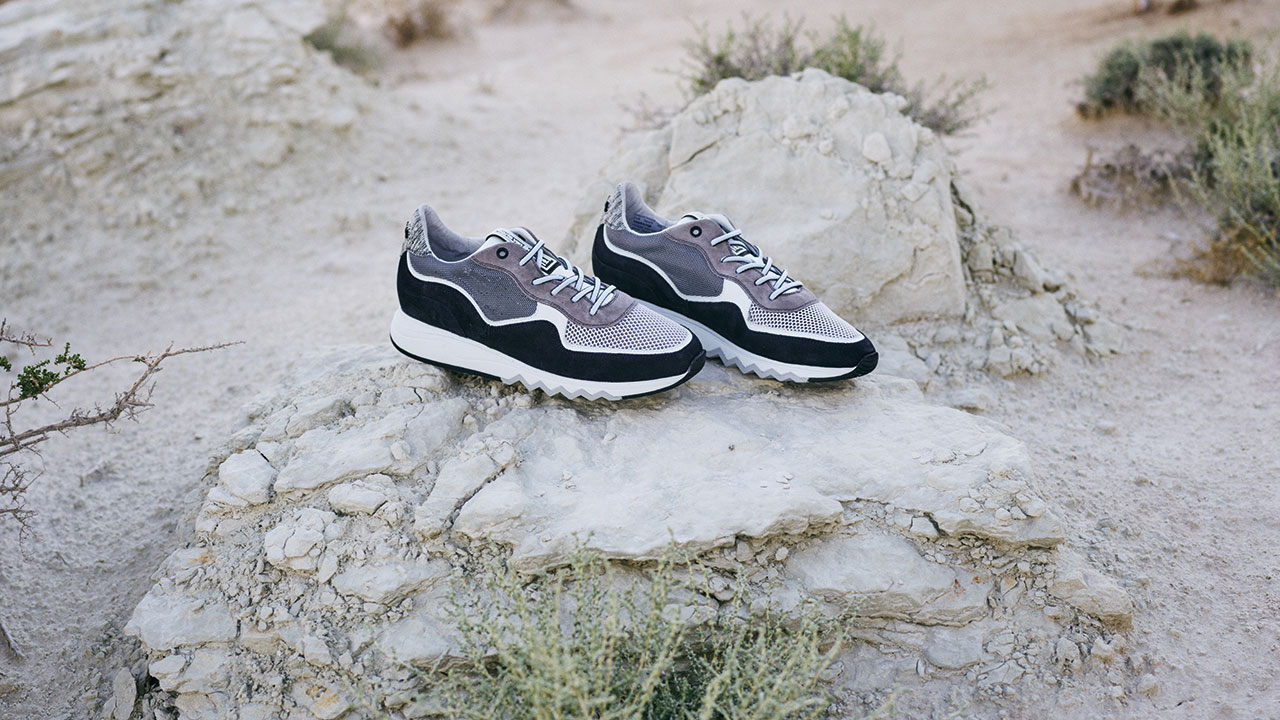Win!Win!Win! FLORIS VAN BOMMEL verlost zwei Wildleder-Sneaker im Wert von 400 Euro!