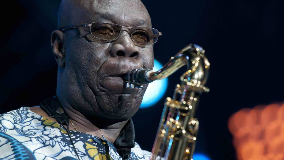 Jazz-Legende Manu Dibango ist einer der Künstler, die der Corona-Pandemie zum Opfer fielen