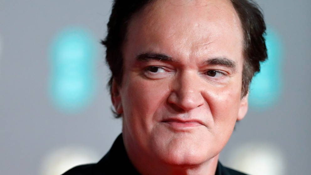 Quentin Tarantino am 2. Februar 2020 in London.