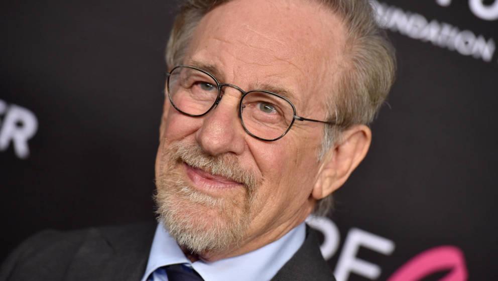 Steven Spielberg bei einer Benefiz-Gala in Beverly Hills in 2019