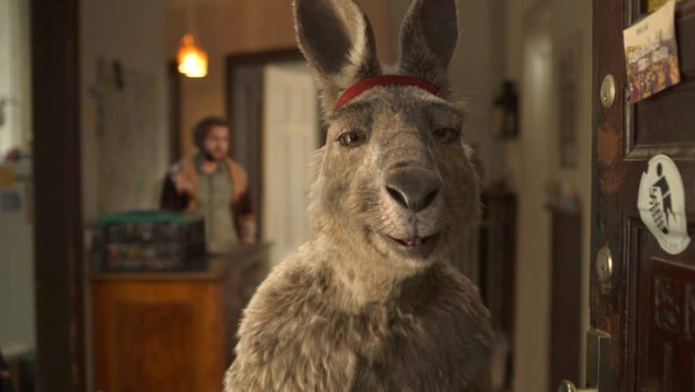"Filmszene aus ""Die Känguruh-Chroniken"""