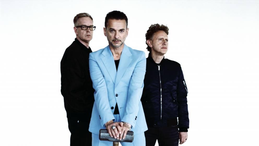 """Depeche Mode sollen dieses Jahr in die """"Rock'n'Roll Hall Of Fame"""" aufgenommen werden - doch die Zeremonie verläuft a"""
