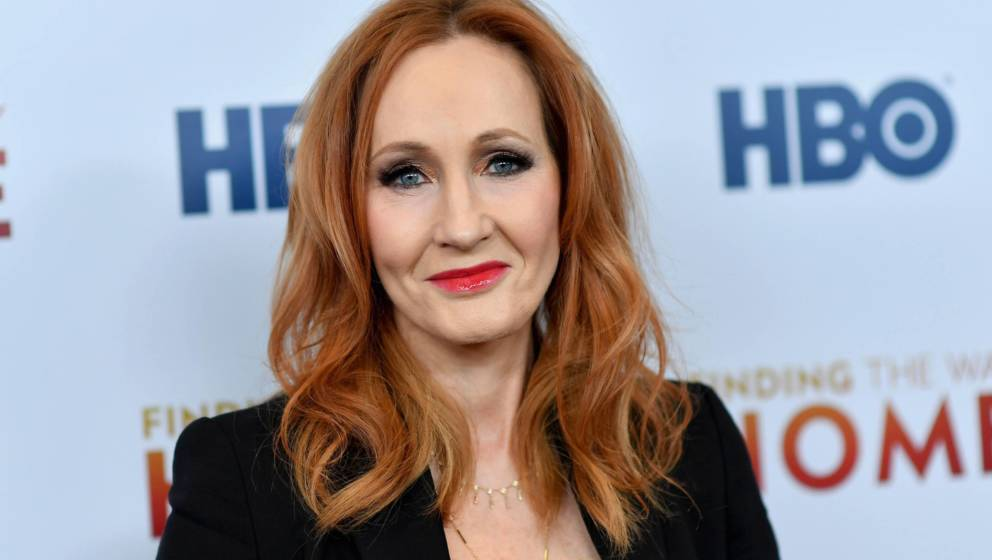 J.K. Rowling bei der Weltpremiere von HBO's 'Finding The Way Home'  in New York (2019)