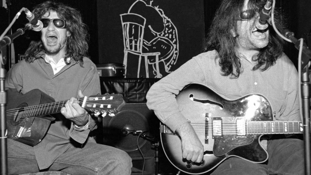 Souled American 1999. Chris Grigoroff (li.) und Joe Adducci.