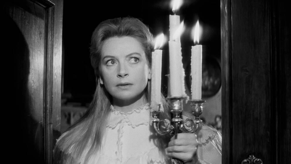 "Deborah Kerr in ""Schloss des Schreckens"""