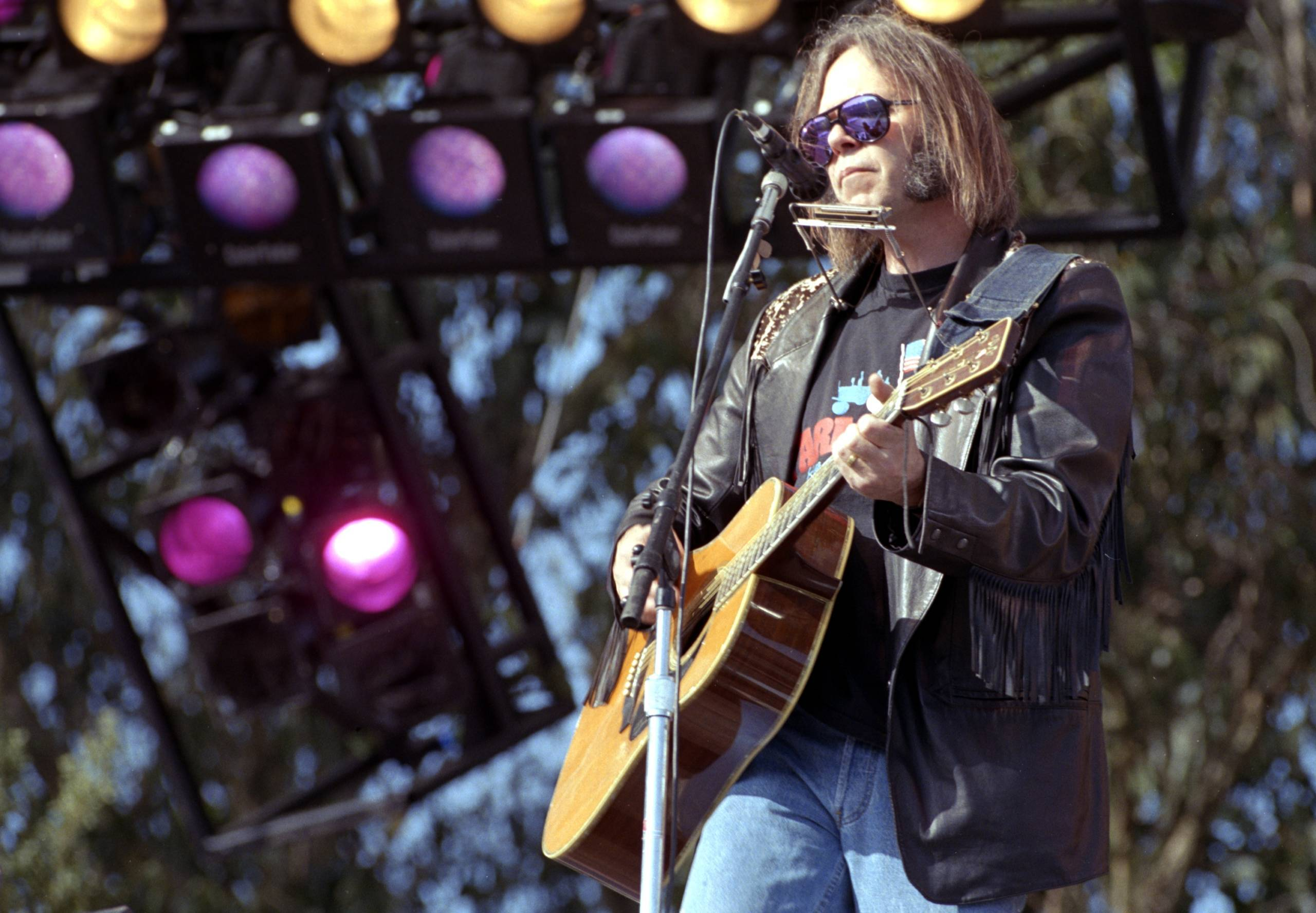 Neil Young in San Francisco (1991)