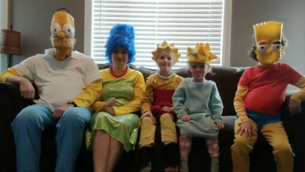 "Das ""Simpsons""-Intro in der Corona-Version"