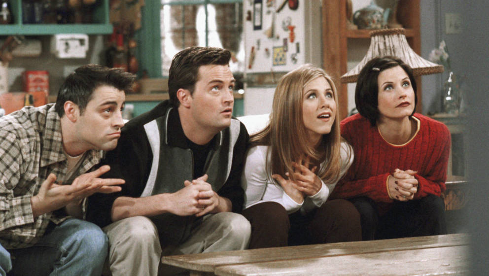 """Szene aus der Episode """"The One With The Embryos"""""""