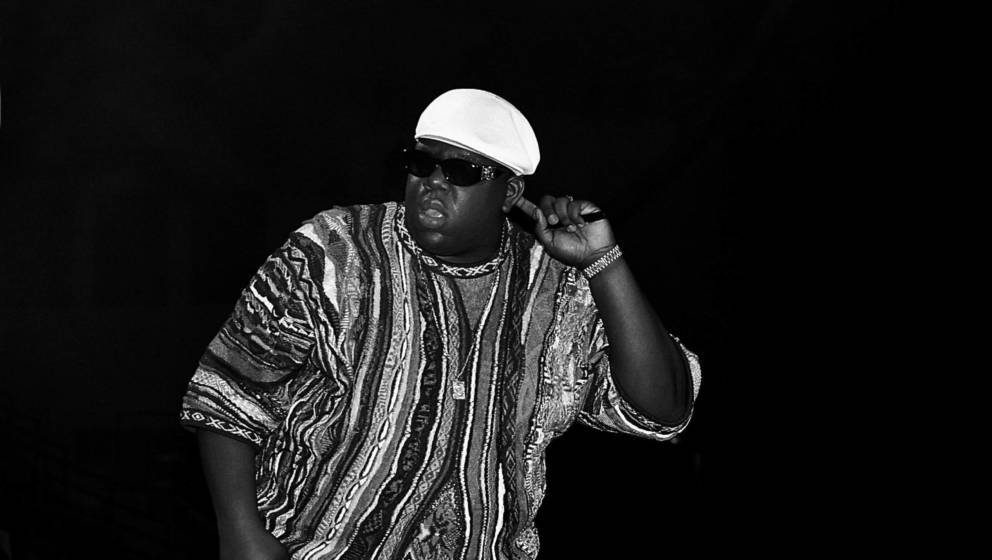 The Notorious B.I.G. 1972 - 1997