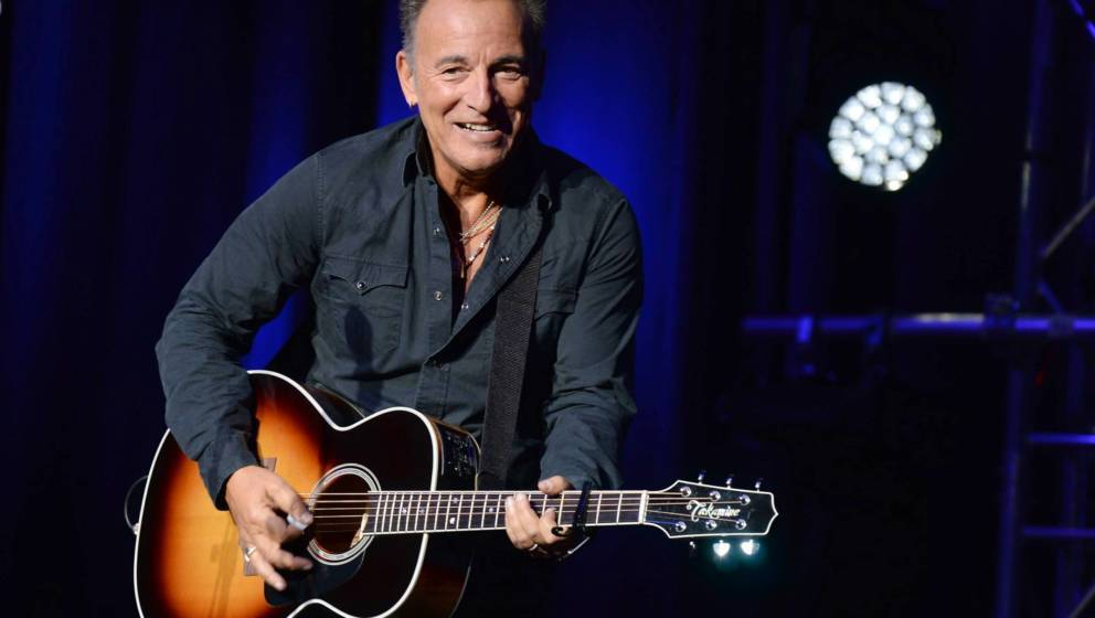 Bruce Springsteen live am 10. November 2015