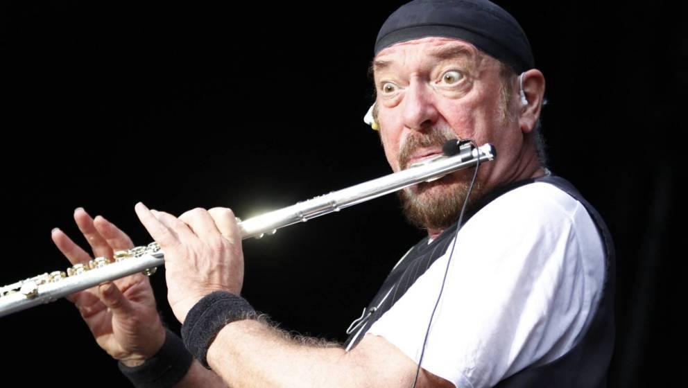Ian Anderson von Jethro Tull lacht nachträglich über einen historischen Irrtum
