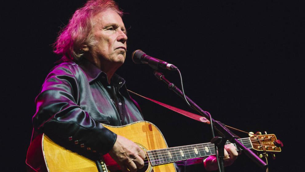 Don McLean bei einem Live-Auftritt 2015