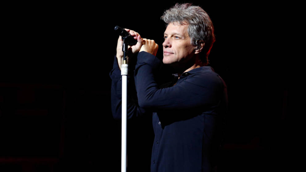 Bon Jovi live im Oktober 2016
